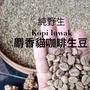 純野生麝香貓咖啡生豆