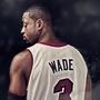 Dwyane Wade 邁爾密熱火隊主場3號球衣 19年耐克 X NBA 官網同步新款