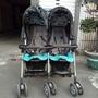 二手美瑞莎 merissa twins 雙人折疊推車