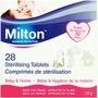 現貨 milton 米爾頓消毒錠28入