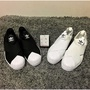 Adidas Superstar Slip On 全白 貝殼頭 男女鞋 adidas繃帶鞋 懶人鞋 情侶休閒鞋