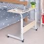 包郵熱賣床邊病人餐桌可升降床邊電腦桌可移動老人護理用吃飯桌病床用桌子