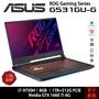 ASUS 華碩 ROG G531 G531GU-G-0101C9750H i7/8G/1T+512G/黑/15吋 筆電