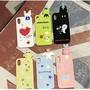 iphone6/iphone7/iphone8 kitty 美樂蒂 酷企鵝 手機殼 軟殼 立體殼