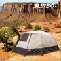 Turbo Tent Nomad270-6人帳