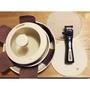 降!出清🌟免運費🌟原價2900💰IRIS OHYAMA陶瓷鍋具七件組(咖啡米)露營鍋 可拆把手鍋 耐熱陶瓷鍋