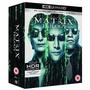 駭客任務三部曲 4K UHD+BD 九碟套裝版