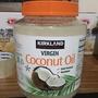 好市多 椰子油 科克蘭  冷壓初榨椰子油 2381g/罐 好市多代購 coconut oil   virgin