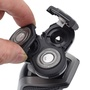 剃須刀配件3D浮動水洗刀頭適用於飛利浦RQ12 RQ10 RQ11 RQ32