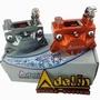 愛得利ADL-10對二卡鉗剎車下泵鮑魚螃蟹卡鉗座220浮動盤轉接碼