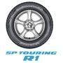 【瑞弘輪胎】登祿普SP TOURING R1全新185/55/15 省油/舒適/耐磨 四輪送3D定位