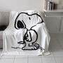 史努比毛毯 辦公室毯 snoopy毛毯 史努比毯 史努比毛毯 午睡毯 法蘭絨毯