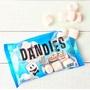 Kiki's小舖-美國空運DANDIES純素棉花糖.無明膠.天然香草全素棉花糖.Vegan Marshmallows