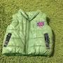防水防風 鋪棉 棉襖背心外套 1-3歲