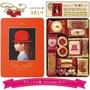現貨✨日本原裝進口 Tivolina 紅帽子禮盒 橘盒