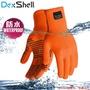 新款!DexShell戴適防水手套觸屏針織保暖透氣戶外騎行滑雪勞保防護男