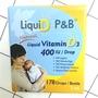 ✨公司貨✨優寶滴- LiquiD P&B 高濃縮天然維生素D3