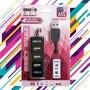 隨插即用 愛迪生 EDS-USB19 全新 4埠 USB HUB 集線器 USB 2.0 3埠 + USB 3.0 1埠