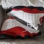Nike Air Jordan 13代 紅白 全新2017復刻