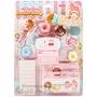 〔小禮堂嬰幼館〕美樂蒂 扮家家甜甜圈店玩具《粉.甜甜圈.朋友.泡殼紙卡》