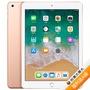 Apple iPad 9.7吋平板WiFi(2018)-128G(金)【拆封福利品A級】(贈多角度折疊皮套)