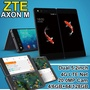 2018 ZTE AXON M Dual 5.2inch Screen FHD IPS 1080 MSM8996 Pro Android 7.1.2 4G Smart Phone GPS Camera