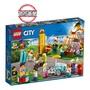 【LEGO 樂高】城市系列 人偶套裝 - 園遊會 60234 積木 園遊會(60234)