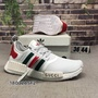 SLK ★ Original Adidas NMD x GUCCI Shock absorption Sports shoes Running shoes
