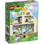 【台中翔智積木】LEGO 樂高 DUPLO 得寶系列 10929 模組玩具屋
