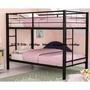 #新款熱賣#鐵床床架子雙層床鐵床架母子床鐵藝床雙人床高低床上下床雙層床上下鋪學生兒童子母床現貨