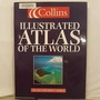 二手書📗英文繪本Collins Illustrated Atlas of the World/COLLECTIF/科學