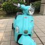超新PGO j-bubu 115 Tiffany 藍 2015年7月出廠(里程1400多公里)