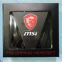 MSI 微星 Gaming Headset 耳機 S37-2100981-SH5