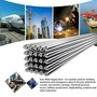50根低溫鋁焊條低溫鋁焊絲鋁焊條鎂藥芯焊條無需焊粉2.0mm*500mm