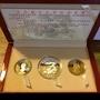 101年龍年記念套幣