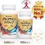 【BOBO小舖】三得利 SUNTORY 固力伸 葡萄糖胺+鯊魚軟骨 60天份 360粒 / 30天份 180錠