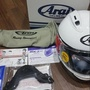 Arai 最新頂級 YAMAHA 60th紀念帽RX-7X Arai rx7x 比Arai RR5更進化