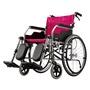 康揚 鋁合金輪椅/手動輪椅(未滅菌)KM-1510 輪椅補助 B款 贈 熊熊愛你中單
