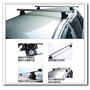 (瑪克莊) Honda 本田Fit車頂架, travel life 鋁合金車架經ARTC認証,有報告書。