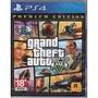 PS4遊戲 豪華版 俠盜獵車手 5 GTA5 GTA 5 中文版 完整版【魔力電玩】