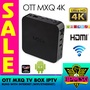 OTT MXQ TV Box IPTV