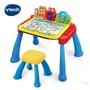 Vtech 3合1多功能互動學習點讀桌椅組