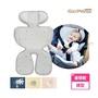 【GIO Pillow】超透氣涼爽座墊 - 豪華款(頭枕設計/推車/汽座專用)