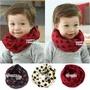 =優生活=韓國秋冬流行 男女星星兒童圍巾 保暖針織圍脖 脖圍