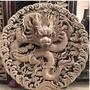 多樣式 猛龍圖 後貼 神龕可用 木雕 質感殿堂的好物