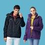 【NOFAH】極地蓄暖多功能防水透濕戶外風衣機能外套(兩色)