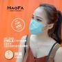 【HAOFA】平價 N95 ※ 3D 氣密型立體口罩 ※ 『亮彩成人款』四層式 50入/包 PM2.5 台灣製『H&F』