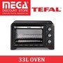 TEFAL OF464E65 33L OPTIMO OVEN / LOCAL WARRANTY