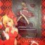 [備份特賣] 大盒 美女 公仔 尼祿  Aquamarine Fate EXTRA 命運之夜 偶像皇帝 紅禮服