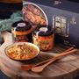 純蟹黃醬禿黃油螃蟹醬大閘蟹粉禮盒拌飯拌面送禮順豐配送125克/瓶